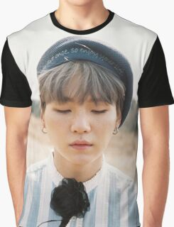 YOUNG FOREVER SUGA Graphic T-Shirt