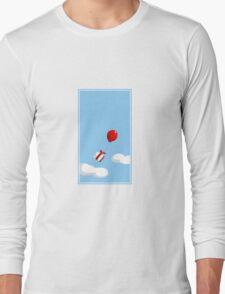 Animal Crossing - Balloon Long Sleeve T-Shirt
