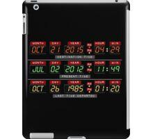 Time Circuits Ready! iPad Case/Skin