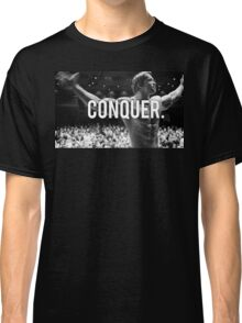 CONQUER (Arnold Poster) Classic T-Shirt