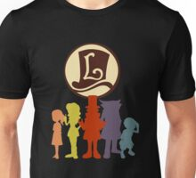Professor Layton  Unisex T-Shirt