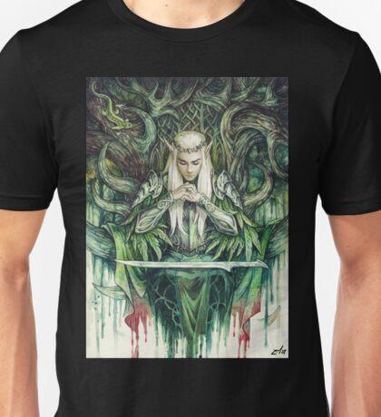 Before the battle Unisex T-Shirt