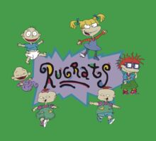 Rugrats One Piece - Short Sleeve