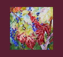 Vines in the Fall-Niagara, Ontario vineyard Unisex T-Shirt