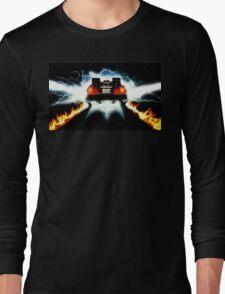 Back! Long Sleeve T-Shirt