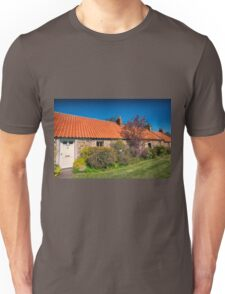 Athelstaneford Cottages Unisex T-Shirt