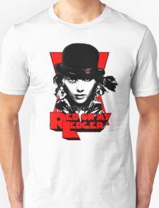 Red on my Ledger Unisex T-Shirt