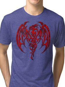 Red Dragon Tri-blend T-Shirt