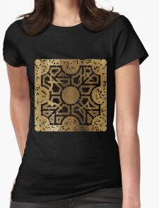 Lament Configuration Side D Womens Fitted T-Shirt