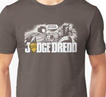 Judge Dredd T-Shirt Unisex T-Shirt