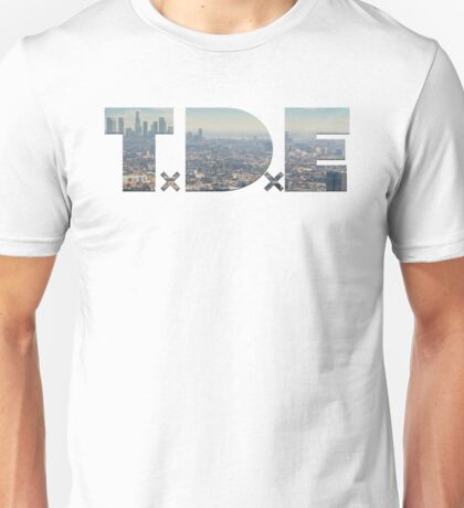 Tde Compten city Unisex T-Shirt