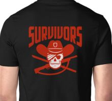Survivors The Walking Dead TWD Unisex T-Shirt