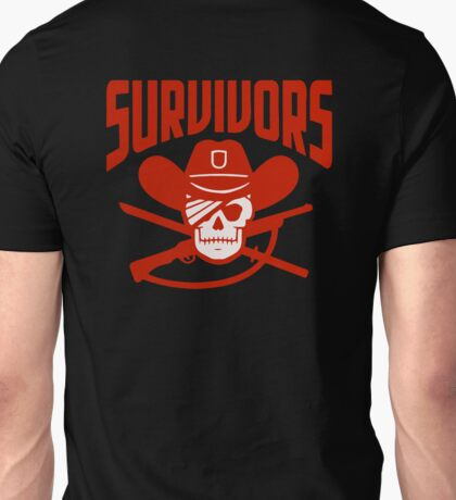 Survivors The Walking Dead TWD Unisex T-Shirt