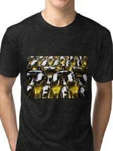 Sparkling Bottles Tri-blend T-Shirt