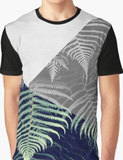Fern Abstract Graphic T-Shirt