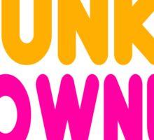 Drunkin' Grownups Sticker