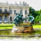 Castle Den Brandt - Antwerp - Belgium by Gilberte