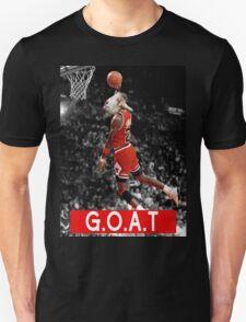 The G.O.A.T Unisex T-Shirt