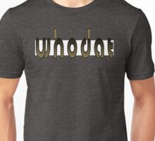 Whodat White Gold Unisex T-Shirt