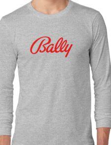 Bally classic pinball machines brand Long Sleeve T-Shirt