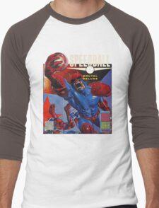 Speedball 2 T-Shirt Men's Baseball ¾ T-Shirt