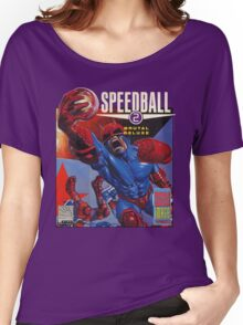 Speedball 2 T-Shirt Women's Relaxed Fit T-Shirt
