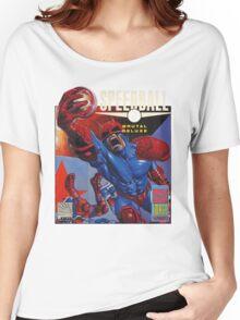 Speedball 2 T-Shirt Women's Relaxed Fit T-Shirt