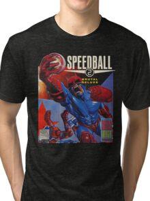 Speedball 2 T-Shirt Tri-blend T-Shirt