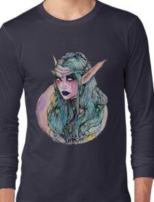 The night elf Long Sleeve T-Shirt