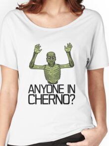 Anyone in Cherno? Women's Relaxed Fit T-Shirt