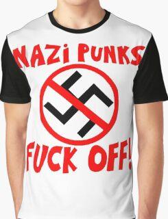 Dead Kennedys - Nazi Punks Fuck Off T-Shirt Graphic T-Shirt
