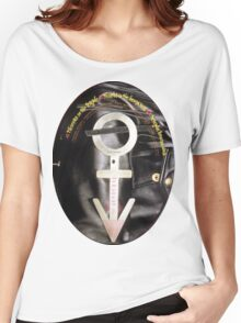 Prince Rogers Nelson Women's Relaxed Fit T-Shirt