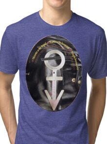 Prince Rogers Nelson Tri-blend T-Shirt