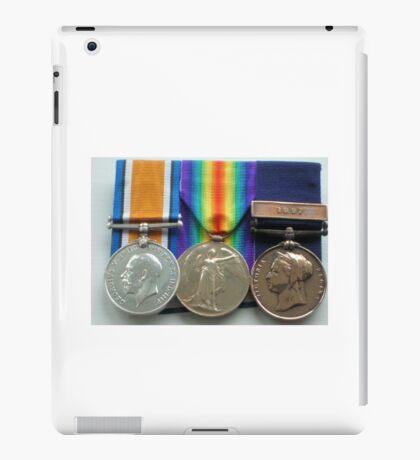 Granddad's WW1 Medals iPad Case/Skin