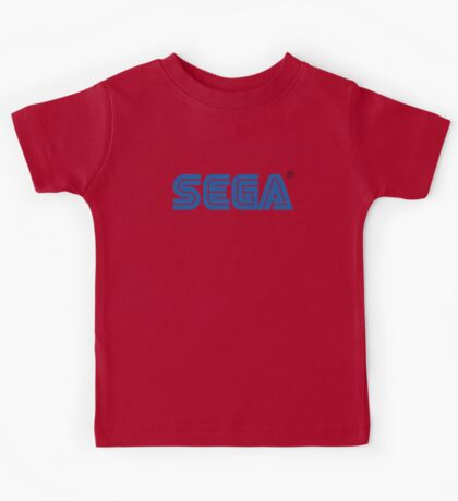 Sega classic arcade and console games Kids Tee