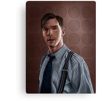 Alan Turing (The Imitation Game) Canvas Print