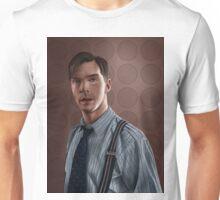 Alan Turing (The Imitation Game) Unisex T-Shirt