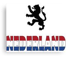 Nederland Canvas Print