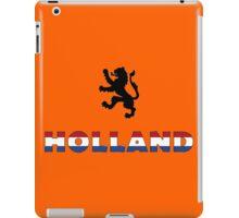 Holland iPad Case/Skin