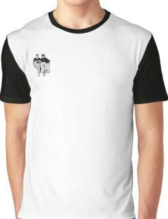 Dick Van Dyke & Julie Andrews Graphic T-Shirt
