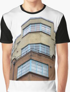 London Deco Residences: Evelyn House 1 Graphic T-Shirt