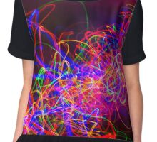 Electric Love Chiffon Top