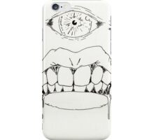 Look at Me. iPhone Case/Skin