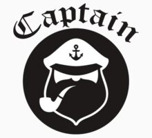 Captain Kids Tee