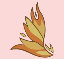 Flame One Piece - Long Sleeve