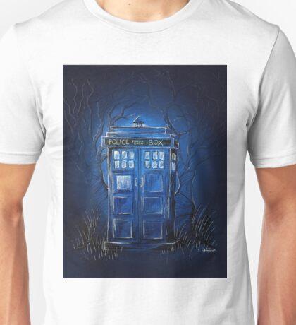 It's bigger on the inside Unisex T-Shirt