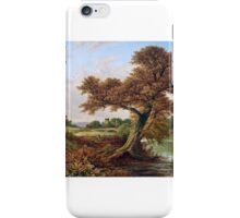 Walter Williams - Milgrave Cibley, Yorkshire iPhone Case/Skin