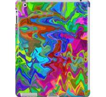 Rainbow seamless pattern iPad Case/Skin