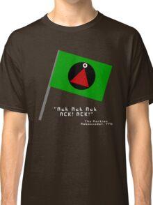 Martian Ambassador Quote Classic T-Shirt