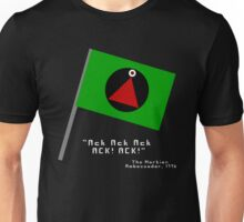 Martian Ambassador Quote Unisex T-Shirt